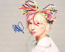 Sia signed Chandelier Elastic Heart 8X10 photo picture poster autograph RP