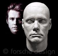 Jim Carrey SPFX Life Mask Lifecast Bust Jim and Andy Batman Forever Riddler Mask