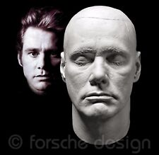 Jim Carrey SPFX Life Mask Lifecast Bust Jim and Andy Batman Forever Riddler Mask