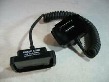 Promaster Modular Off-Camera Coiled Cord For The 5000 Series Flash Unit #76