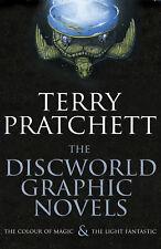 Terry Pratchett - The Discworld Graphic Novels (Hardback) 9780385614276
