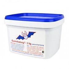 Guanokalong 1KG Powder Bat Guano - Soil Enhancer 1Kg