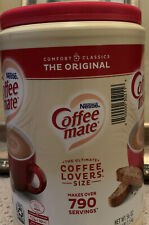Nestle Coffee-mate Original Powder Non-dairy Creamers 56 Oz. Original Mate