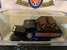 Oxford Diecast Limited Edition Turnbull Hawick - C054-Chevrolet Van