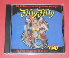 Fifty Fifty - (Schmidt's Tivoli) -- CD / Schlager
