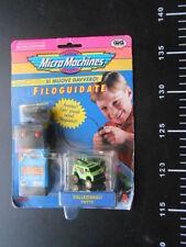 Micro Machines Filoguidate Wire Guide © Galoob GiG Micromachines Walk Van