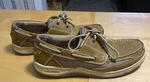 Mens Margaritaville Anchor Lace Up Shoe Size 11