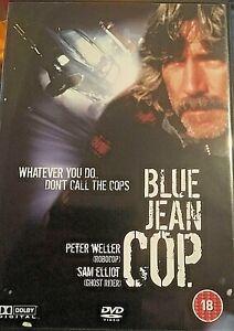 Blue Jean Cop(1988) (DVD 2006) Sam Elliott/Pete Weller