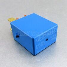 529-Kia Hyundai (2000-2015) 4-Pin Blue Relay Multi-Use Omron 95220-FL000 12V 35A