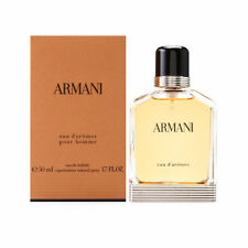 Armani Eau d'aromes Pour Homme 1.7oz 50ml Spray For Men (new in box sealed)