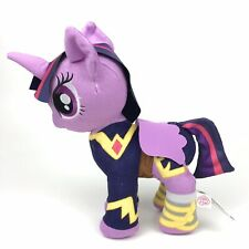 "My Little Pony Twilight Sparkle Pirate 9"" Plush Wings Purple Stuffed Toy"