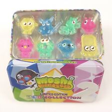 MOSHI MONSTERS Limited Edition Rox Collection 2 Figurines - Mint Condition