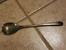 Elport Sheffield england fork silverplated
