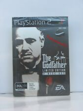 THE GODFATHER LIMITED EDITION PLAYSTATION 2 Brand New & Sealed,100%(AUS)GAME