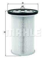 KNECHT Kraftstofffilter KX 342 Filtereinsatz für AUDI VW SEAT Q3 PASSAT SHARAN