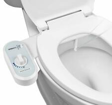 Adjutable Fresh Water Non-Electric Mechanical Bidet Toilet Seat Spray Attachment