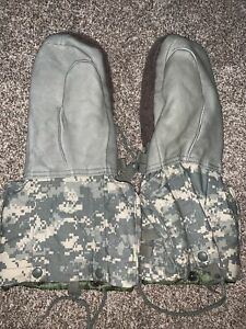 US Armed Forces NB-4 Mittens W/ Liners for Extreme Cold Weather (new w/o tags)