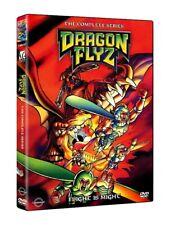 Dragon Flyz (1996-1997) Complete Series 2 DVD set!
