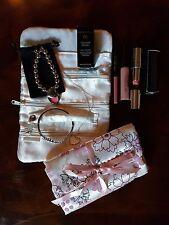 Nutrimetics ' Jewellery Wrap & Cosmetic 8 Piece SET ' Brand New RRP $175.