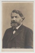 POSTCARD - Joseph Joachim, Hungarian violinist composer musician music, UB