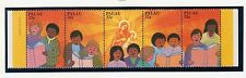PALAU Sc 450 NH STRIP OF 1997 - CHRISTMAS