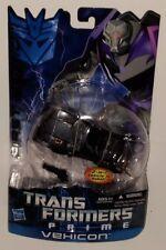 RARE Hasbro Transformers Prime Deluxe Class Vehicon First Edition Figure