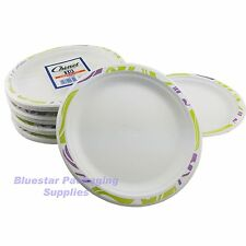 500 x 24cm Super Strong High Quality Chinet Disposable Party Plates (10 x 50)