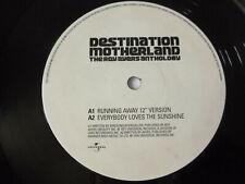 "ROY AYERS ~ DESTINATION MOTHERLAND ~ 2002 UK LTD ED' PROMO 12"" SOUL VINYL SINGLE"