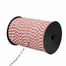 Giantz FIKROPE500M 500m Stainless Steel Polywire Poly Tape Electric Fenc