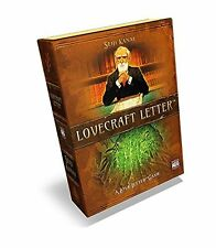 Lovecraft Letter Card Game AEG 5123 A Love Letter Game with Cthulhu