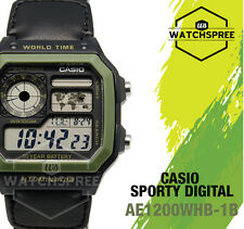 Casio Standard Digital Watch AE1200WHB-1B