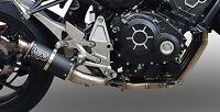 LIGNE COMPLETE ARROW GP2 NICHROM DARK HONDA CB 1000 R 2018 - 71693MI+71546GPI