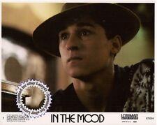 Patrick Dempsey color + B&W stills IN THE MOOD (1987) mini lobby card/still orig