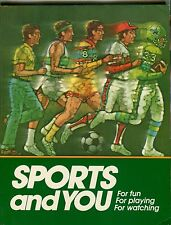 Sports And You Magazine By Avon Products 1982 EX 043017nonjhe