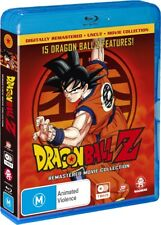 BRAND NEW Dragon Ball Z Remastered Movie Collection (Blu-Ray, 7-Discs) *PREORDER