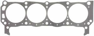 """Fel-Pro 8548PT2 Head Gasket Ford Small Block 4.100"""" Bore .047"""" Thickness"""