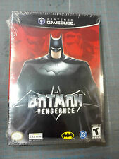 BATMAN VENGEANCE NTSC USA GAMECUBE NUEVO PRECINTADO NGC NEW SEALED