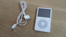Apple iPod Classic 5. Generazione, Bianco (30gb)