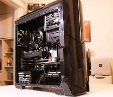 RYZEN 5 1400 8 core Gaming Desktop PC 3.7GHz 8GB GTX 1050ti 256gb SSD Custom
