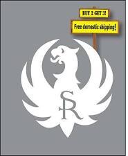 Strum Ruger Vinyl Die Cut Gun Decal Sticker NRA Pistol Protection GN61