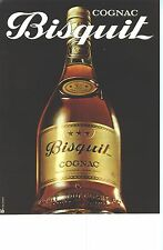PUBLICITE  1974   BISQUIT cognac alcool digestif