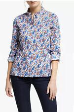 Ionen Larissa Shirt in Maud Boote Print ecru Größe 14