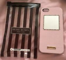 Henri Bendel Pink Mirrored Crystal IPhone 5 Case Collectors Item NEW