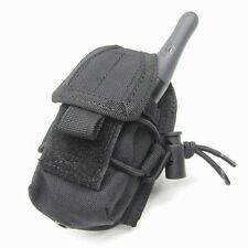 Condor Tactical HHR Hand Held Radio Pouch Black MA56-002 MOLLE PALS
