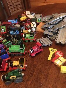 Thomas The Tank Engine & Friends. Train Set Plus More