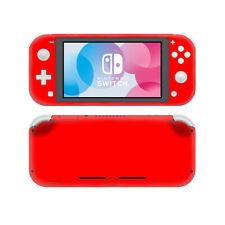 Red Nintendo Switch Lite Skin