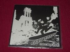 "Rupsband: 8-Track Thrash Attack  Netherlands Punk  7""  NEW"
