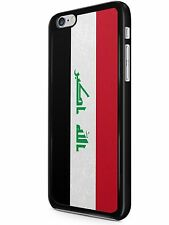 Pays drapeau iphone 6/7 case cover iraq