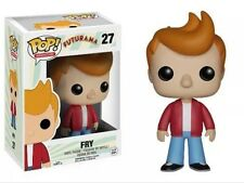 Funko POP! Futurama: Fry - Stylized Vinyl Figurine Cartoon TV Series Damaged Box