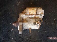 Mg Tf Mgf Automatic  Starter Motor
